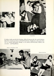 Page 17, 1956 Edition, Calvin College - Prism Yearbook (Grand Rapids, MI) online yearbook collection