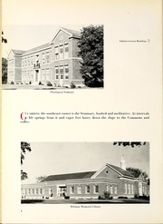 Page 8, 1956 Edition, Calvin College - Prism Yearbook (Grand Rapids, MI) online yearbook collection