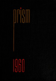 Page 1, 1960 Edition, Calvin College - Prism Yearbook (Grand Rapids, MI) online yearbook collection