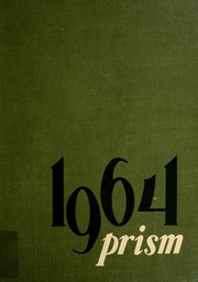 1964 Edition, Calvin College - Prism Yearbook (Grand Rapids, MI)