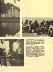 Page 11, 1974 Edition, Calvin College - Prism Yearbook (Grand Rapids, MI) online yearbook collection