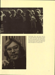 Page 13, 1974 Edition, Calvin College - Prism Yearbook (Grand Rapids, MI) online yearbook collection