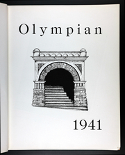 Page 7, 1941 Edition, Grand Rapids Community College - Olympian Yearbook (Grand Rapids, MI) online yearbook collection