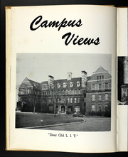 Page 10, 1952 Edition, Lawrence Technological University - L Book Yearbook (Southfield, MI) online yearbook collection