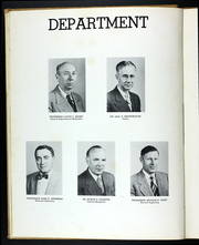 Page 16, 1952 Edition, Lawrence Technological University - L Book Yearbook (Southfield, MI) online yearbook collection