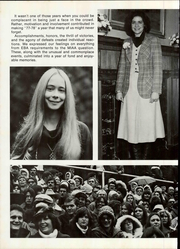 Page 12, 1978 Edition, Hillsdale College - Winona Yearbook (Hillsdale, MI) online yearbook collection