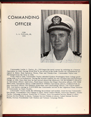 Page 9, 1968 Edition, Fletcher (DD 445) - Naval Cruise Book online yearbook collection