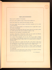 Page 11, 1920 Edition, Hope College - Milestone Yearbook (Holland, MI) online yearbook collection