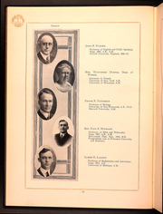 Page 16, 1920 Edition, Hope College - Milestone Yearbook (Holland, MI) online yearbook collection