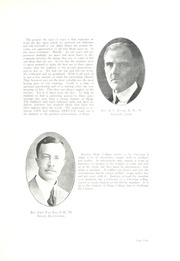 Page 13, 1926 Edition, Hope College - Milestone Yearbook (Holland, MI) online yearbook collection