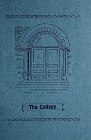 Page 15, 1926 Edition, Hope College - Milestone Yearbook (Holland, MI) online yearbook collection