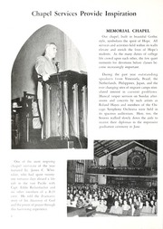 Page 10, 1946 Edition, Hope College - Milestone Yearbook (Holland, MI) online yearbook collection