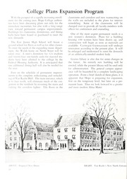 Page 14, 1946 Edition, Hope College - Milestone Yearbook (Holland, MI) online yearbook collection