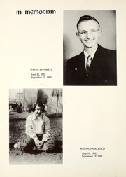 Page 10, 1953 Edition, Hope College - Milestone Yearbook (Holland, MI) online yearbook collection