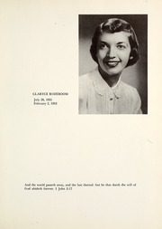 Page 11, 1953 Edition, Hope College - Milestone Yearbook (Holland, MI) online yearbook collection