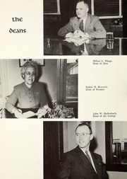 Page 14, 1953 Edition, Hope College - Milestone Yearbook (Holland, MI) online yearbook collection