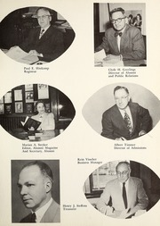 Page 15, 1953 Edition, Hope College - Milestone Yearbook (Holland, MI) online yearbook collection