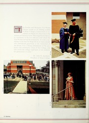 Page 16, 1988 Edition, Hope College - Milestone Yearbook (Holland, MI) online yearbook collection