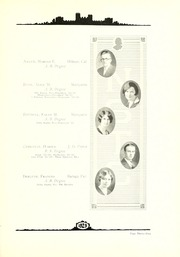 Page 43, 1929 Edition, Northern Michigan University - Kawbawgam Yearbook (Marquette, MI) online yearbook collection