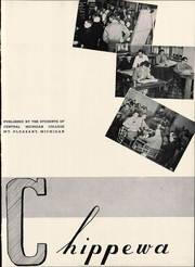 Page 9, 1949 Edition, Central Michigan University - Chippewa Yearbook (Mount Pleasant, MI) online yearbook collection