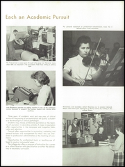 Page 15, 1959 Edition, Central Michigan University - Chippewa Yearbook (Mount Pleasant, MI) online yearbook collection