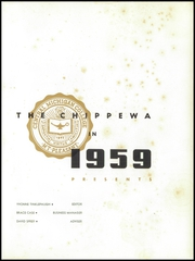 Page 5, 1959 Edition, Central Michigan University - Chippewa Yearbook (Mount Pleasant, MI) online yearbook collection