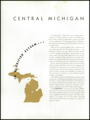 Page 8, 1959 Edition, Central Michigan University - Chippewa Yearbook (Mount Pleasant, MI) online yearbook collection