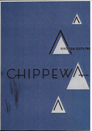 1962 Edition, Central Michigan University - Chippewa Yearbook (Mount Pleasant, MI)