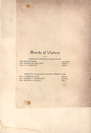 Page 15, 1894 Edition, Olivet College - Oaks Yearbook (Olivet, MI) online yearbook collection