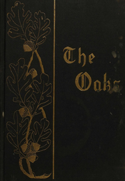 Page 1, 1907 Edition, Olivet College - Oaks Yearbook (Olivet, MI) online yearbook collection