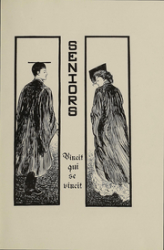 Page 11, 1907 Edition, Olivet College - Oaks Yearbook (Olivet, MI) online yearbook collection