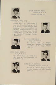 Page 15, 1907 Edition, Olivet College - Oaks Yearbook (Olivet, MI) online yearbook collection
