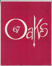 1967 Edition, Olivet College - Oaks Yearbook (Olivet, MI)
