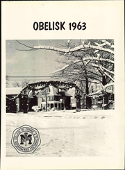 Page 5, 1963 Edition, Michigan Technological University at Sault Ste Marie - Obelisk Yearbook (Sault Ste Marie, MI) online yearbook collection