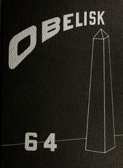 1964 Edition, Michigan Technological University at Sault Ste Marie - Obelisk Yearbook (Sault Ste Marie, MI)