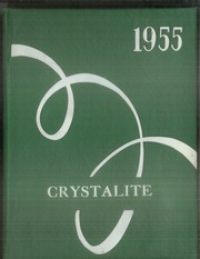Page 1, 1955 Edition, Crystal High School - Crystalite Yearbook (Crystal, MI) online yearbook collection