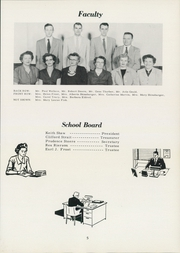 Page 11, 1955 Edition, Crystal High School - Crystalite Yearbook (Crystal, MI) online yearbook collection