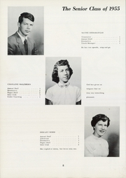 Page 14, 1955 Edition, Crystal High School - Crystalite Yearbook (Crystal, MI) online yearbook collection