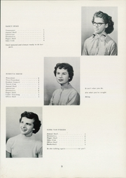 Page 15, 1955 Edition, Crystal High School - Crystalite Yearbook (Crystal, MI) online yearbook collection