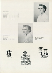 Page 17, 1955 Edition, Crystal High School - Crystalite Yearbook (Crystal, MI) online yearbook collection