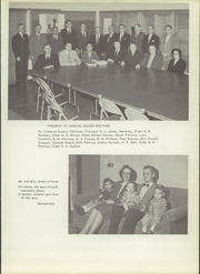 Page 11, 1954 Edition, Battle Creek Academy - Bacre Vie Yearbook (Battle Creek, MI) online yearbook collection