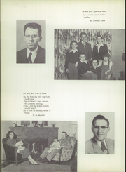 Page 14, 1954 Edition, Battle Creek Academy - Bacre Vie Yearbook (Battle Creek, MI) online yearbook collection
