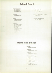 Page 10, 1959 Edition, Battle Creek Academy - Bacre Vie Yearbook (Battle Creek, MI) online yearbook collection