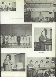 Page 15, 1959 Edition, Battle Creek Academy - Bacre Vie Yearbook (Battle Creek, MI) online yearbook collection