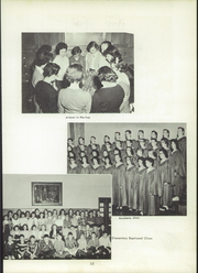 Page 17, 1959 Edition, Battle Creek Academy - Bacre Vie Yearbook (Battle Creek, MI) online yearbook collection