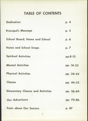 Page 7, 1959 Edition, Battle Creek Academy - Bacre Vie Yearbook (Battle Creek, MI) online yearbook collection