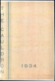 Page 1, 1934 Edition, Battle Creek College - Cauldron Yearbook (Battle Creek, MI) online yearbook collection