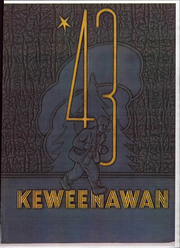 1943 Edition, Michigan Technological University - Keweenawan Yearbook (Houghton, MI)