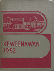 1952 Edition, Michigan Technological University - Keweenawan Yearbook (Houghton, MI)