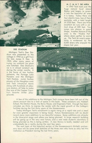 Page 14, 1954 Edition, Michigan Technological University - Keweenawan Yearbook (Houghton, MI) online yearbook collection